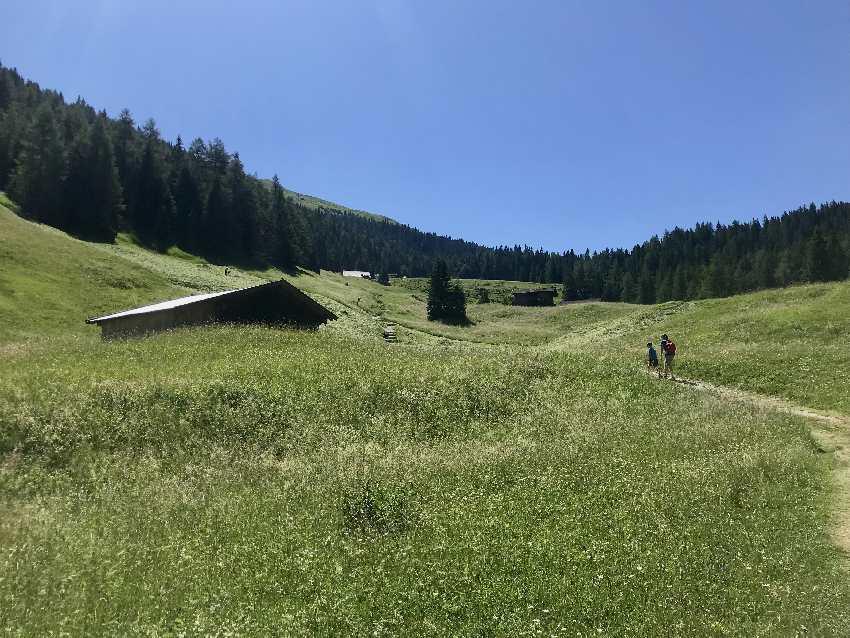 Obernberg am Brenner wandern