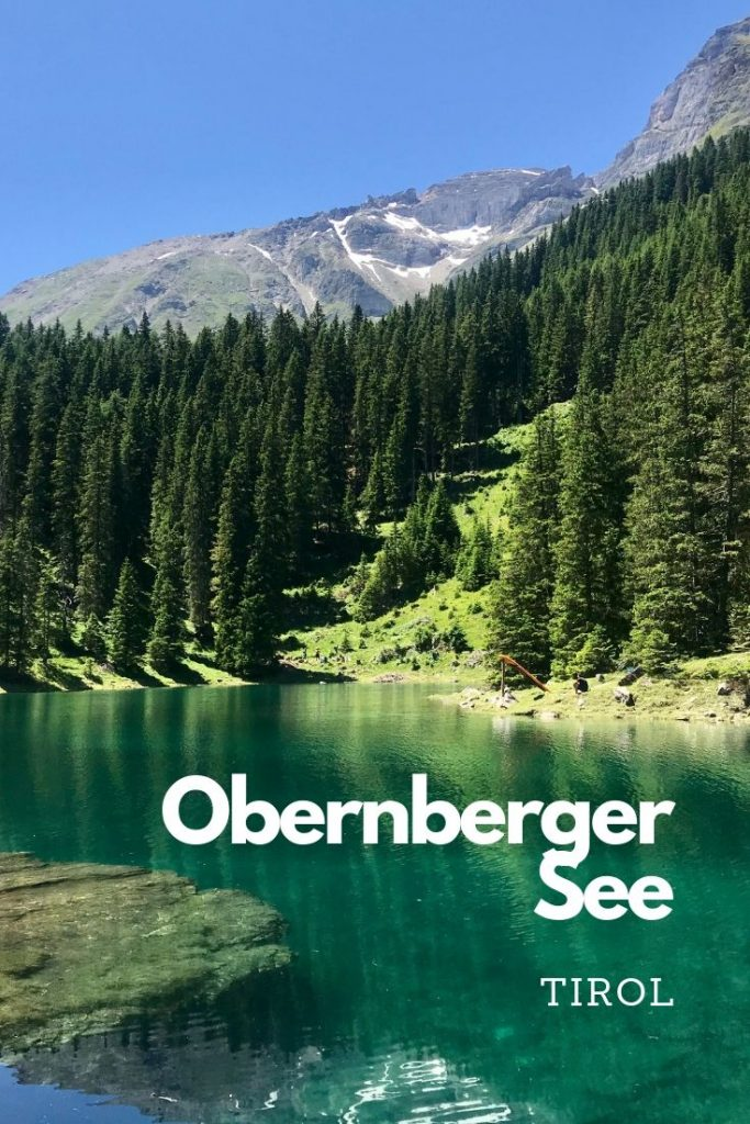 ---> Schöner See in den Alpen, merken!