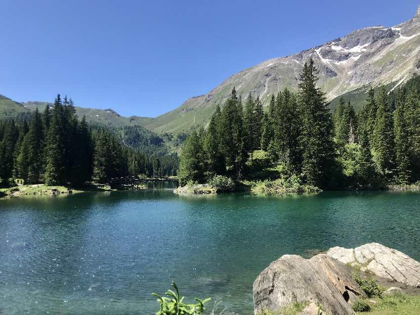 Obernberger See Brenner - tolles Ziel in der Natur