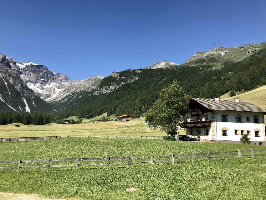 Obernbergtal - ein sehr naturbelassenes Seitental im Wipptal