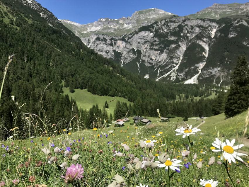 Obernberger See Wanderungen