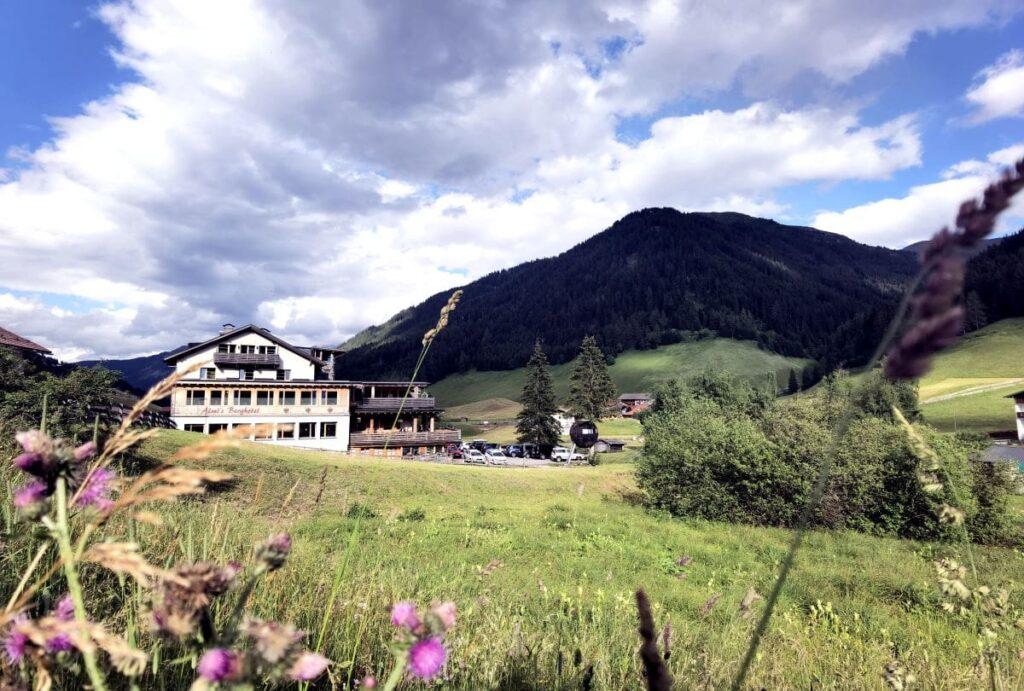 Almi´s Berghotel - meine Obernberger See Hotel Empfehlung