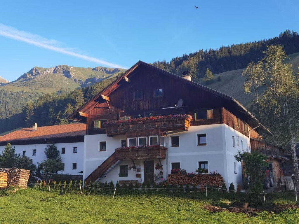 Obernberg am Brenner - Dorfidylle in Tirol