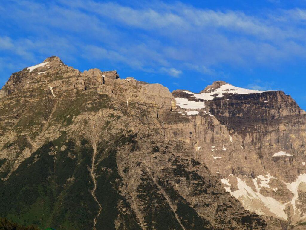 Tribulaun - anspruchsvolle Gipfel im Obernbergtal